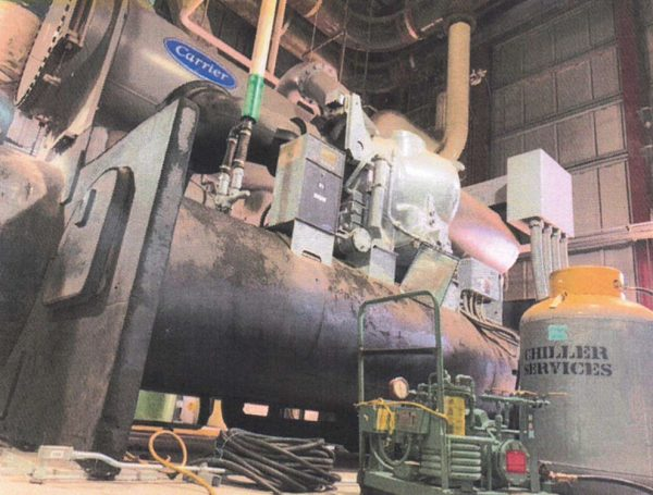 What are The Most Common Types of Refrigerant Reclamation Machine?